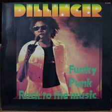 DILLINGER FUNKY PUNK ROCK TO THE MUSIC FRENCH LP