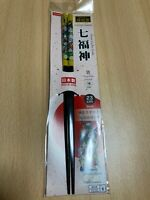 Japanese Good Luck Chopsticks Illustrated Seven Lucky Gods Wood Daiso F/S