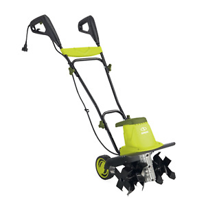 "16"" Electric Garden Tiller/Cultivator rototiller plug-in"