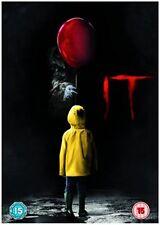 Stephen King's It DVD 2017 Remake Cert 15 Inckudes Digital Download