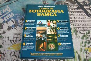 Curso De Fotografía Básica - John Hedgecoe - Círculo De Lectores - 31013