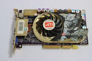 ATI All-In-Wonder AIW X800XT 256MB PN: 102A3830100 PCI Video Card