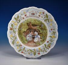 "Royal Doulton ""Brambly Hedge The Engagement"" Teller 20,8 cm."