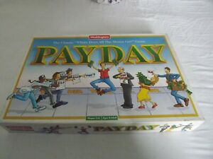 VINTAGE 1994 PAYDAY BY WADDINGTONS  IN GOOD CONDITION