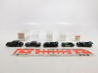 CN263-0,5# 5x Wiking H0/1:87 Modell: 826 Audi+836 MB 300+Taxi etc, NEUW+2x OVP