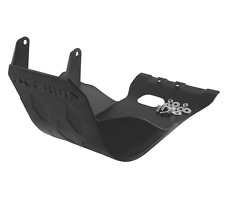 ACERBIS OFFROAD BLACK MX SKID PLATE FOR 2008-2011 400 450 530 XCW EXC DIRT BIKE