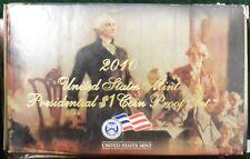 2010 U.S. Presidential Proof Set