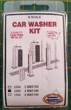 N  Stewart   # 1105   Car Washer 4 Brush   Kit    NIP