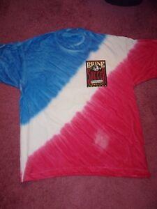 Vintage USA Soccer Shirt Brine Soccer International Series