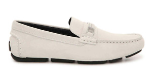 CALVIN KLEIN MEN'S SHOES MERLE SUEDE LOAFERS-CASUAL SHOES