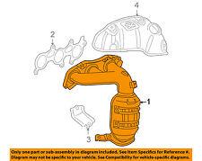 TOYOTA OEM-Exhaust Manifold 171500P090