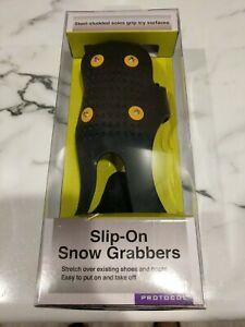 Protocol Slip-On Snow Grabbers Size XL (US Mens 11-16)