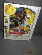 Hasbro Marvel Legends X-Men Series Storm and Marvel's Thunderbird NRFP Target !!