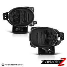 For 07-08 Acura TL Type S V6 3.5 3.2 J32A3 A8 Smoke Glass Fog Light LEFT RIGHT