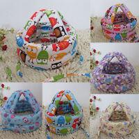 Baby Toddler Infants No Bumps Safe Warm Cap/Hat Helmet Headguard Protect.ij