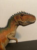 """Schleich Tyrannosaurus Rex Dinosaur 6.5"""" x 9"""" Figure 2014 Very Detailed!"""