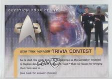 1995 #61 Trivia Contest: Four of Six Non-Sports Card 0c6