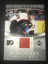 2006-07 Upper Deck Trilogy Honorary Swatches #HSKP Keith Primeau