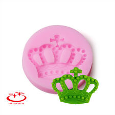 New Crown Silicone Mold Fondant Cake Decoration Chocolate Mould DIY Baking Tool