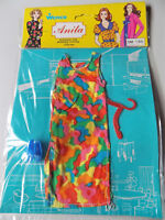 Vintage - Anita Clothes 70th - Doll Outfit - For 29 CM Fashion Doll Barbie Clone