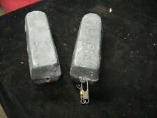 2 Lead 3 Pound 8 Ounce Trolling Weights