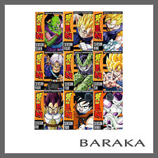 DRAGONBALL Z COMPLETE SEASON 1 2 3 4 5 6 7 8 9 DVD BOX SET DRAGON BALL R4 1 - 9