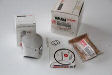 NEUF : KIT PISTON COMPLET pour moto YAMAHA XJ125 1982 Ref.: 5X4-11630-40