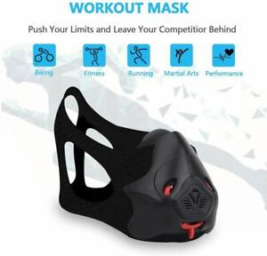 Sport Workout Training Mask Hypoxic Breathing Resistance Mask Fitness Running 3