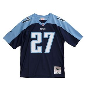 Tennessee Titans Eddie George Mitchell & Ness 1999 Retired Legacy Player Jersey