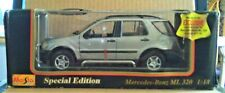 Mercedes-Benz ML 320 Maisto 1/18 Special Edition with many Features, New in Box