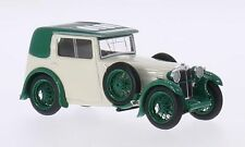 "MG F Magna Salonette ""Green/White"" 1933 (NEO 1:43 / 46465)"