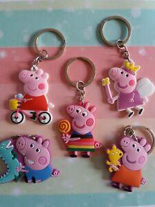 Schlüsselanhänger Sammlung Peppa Wutz Peppa Pig