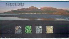 GB 2001 DEFINITIVE N IRELAND PRESENTATION PACK No. 53 2nd-65p MINT STAMP SET
