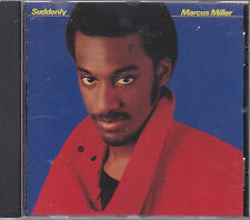MARCUS MILLER - suddenly CD