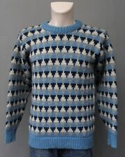 DEVOLD Pullover Unisex  M/50 Wolle Lady XL/44 Mehrfarbig Made in Norway Wool 15!