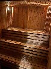 More details for narvi 6 person dry sauna