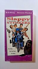 Slappy and the Stinkers (1997) VHS family B.D. Wong Bronson Pinchot sea lion OOP
