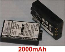 Battery 2000mAh type 21-58234-01 LX8146 For Symbol PDT8100 Xscale (Quick grip)