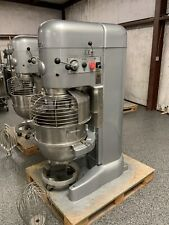 Hobart 80qt Dough mixer M802 with bowl guard Pizza bakery donut grocery store
