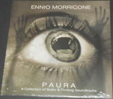 ENNIO MORRICONE paura ITALY LP new CLEAR VINYL limited RECORDS STORE DAY 2016