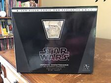 Star Wars Gentle Giant McQuarrie Concept Imperial Snowtrooper MiniBust 1455/1800