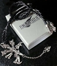 Final Fantasy Vii Vincent Necklace | Ff7 Dissidia Cosplay Cloud Squall Sephiroth