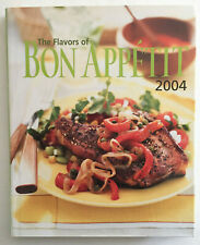 The Flavors of Bon Appetit 2004 HC/DJ First Edition