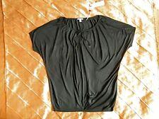 ESPRIT WOMEN DAMEN TUNIKA OVERSIZE SHIRT BLACK SCHWARZ M, 38 NEU