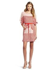 Plenty by Tracy Reese Chemise Dress in Linen $188, Sz L NWT!