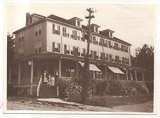 Crouts Hotel, PEN MAR PARK PA, Pennsylvania Reproduction Photograph