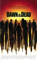 Dawn Of The Dead movie poster  : 10 x 17 inches  - Zombies - Original Poster