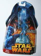 Star Wars ROTS Figure - AAYLA SECURA Holographic #67