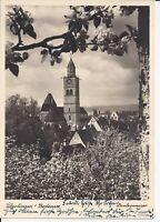 109 Ueberlingen Bodensee Lauterwasser 1933 Ansichtskarte  Baden Württemberg
