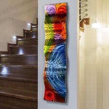 Statements2000 3D Metal Wall Art Abstract Modern Accent Sculpture Deco Jon Allen